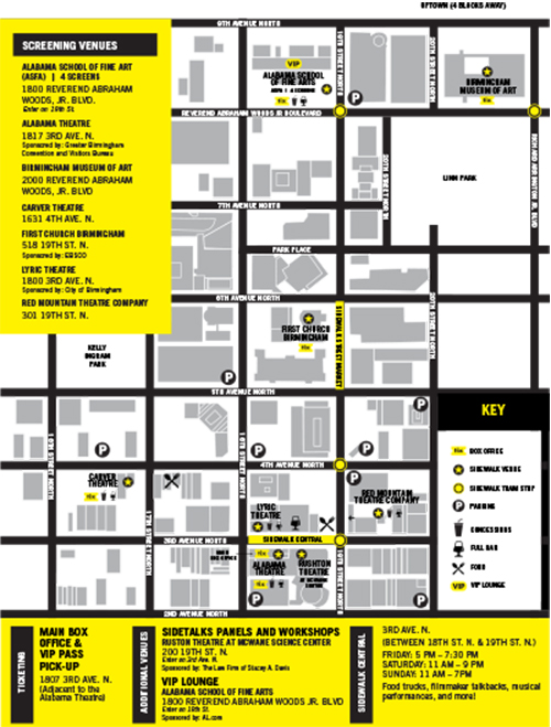 Sidewalk Map 2016